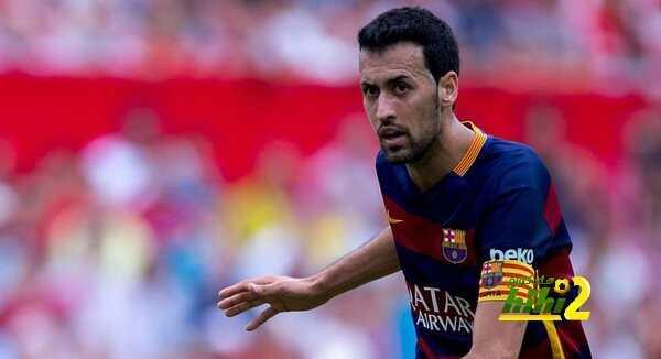 بوسكيتس يؤكد تفاوض برشلونة مع الكاسير coobra.net