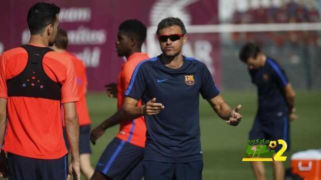 صور : آخر حصة تدريبية لبرشلونة قبل إنطلاقة السوبر الإسباني ! coobra.net