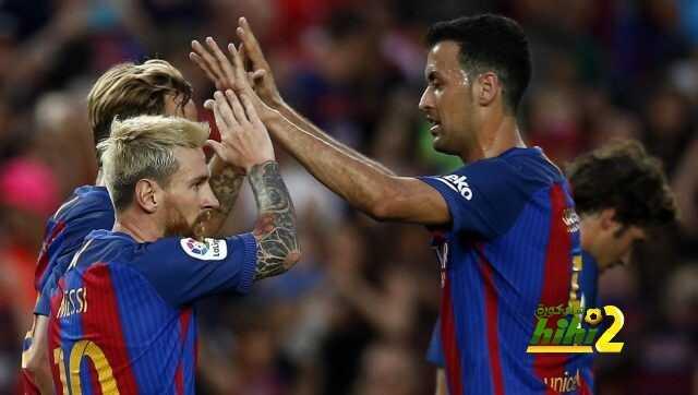 برشلونة ينهي الشوط الاول متعادلاً مع اشبيلية coobra.net
