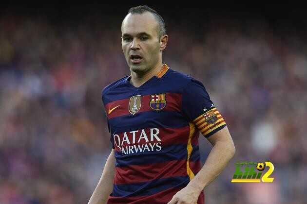 برشلونة متخوف من تفاقم إصابة قائده coobra.net