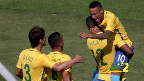 صور : نيمار يقود البرازيل لنهائي الأولمبياد coobra.net