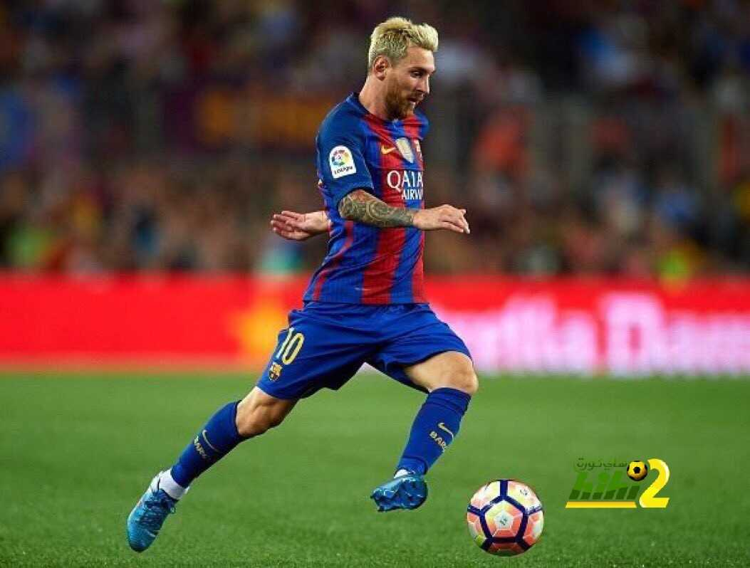 ميسي يصنع الهدف رقم 180 مع برشلونة coobra.net