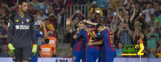 فيديو : برشلونة يهزم اشبيلية ويتوج بطلاً للسوبر الإسباني coobra.net