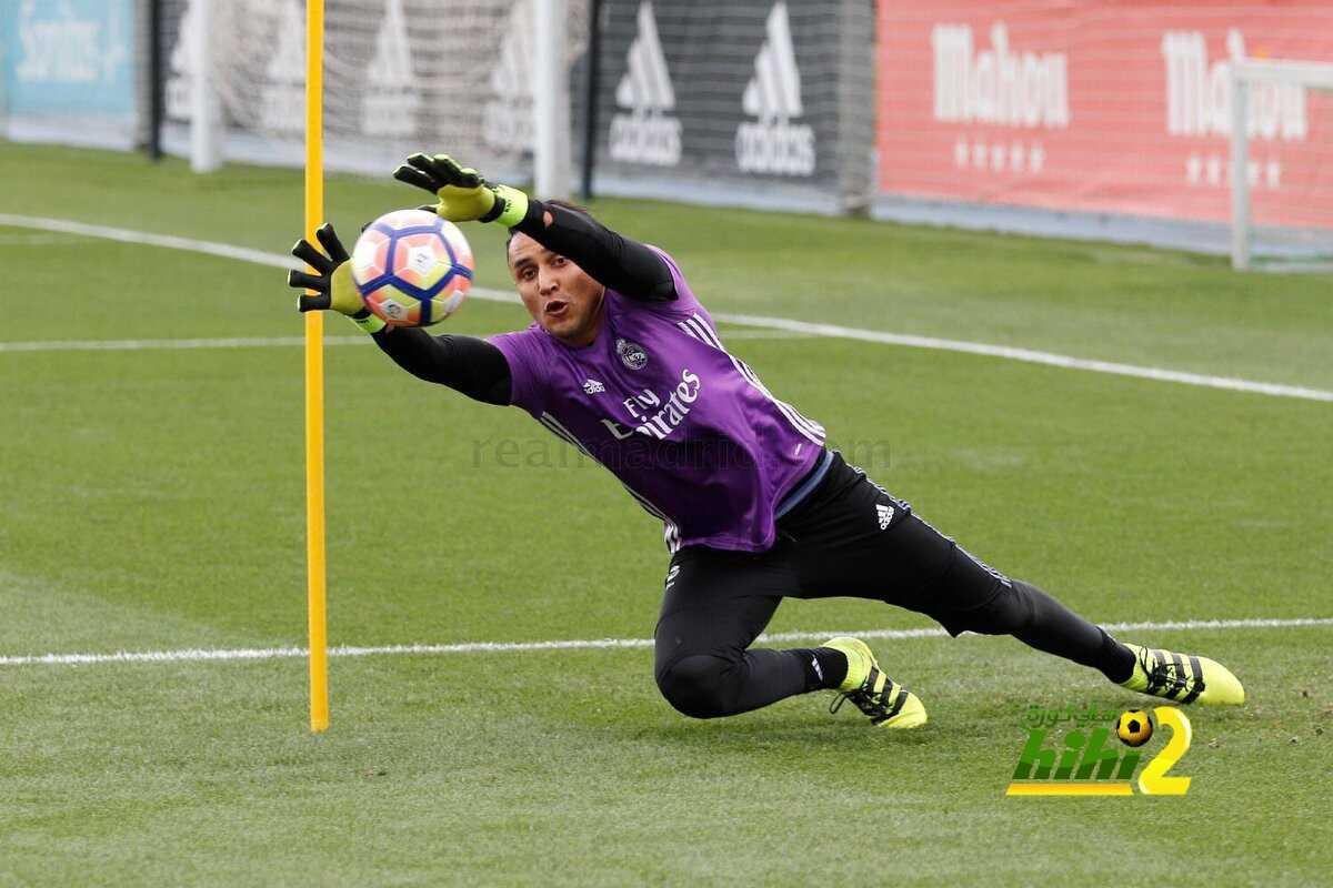 موعد عودة نافاس للعب مع ريال مدريد coobra.net