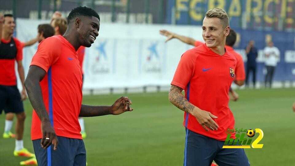 صور : استعدادات برشلونة لمواجهة ريال بيتيس coobra.net