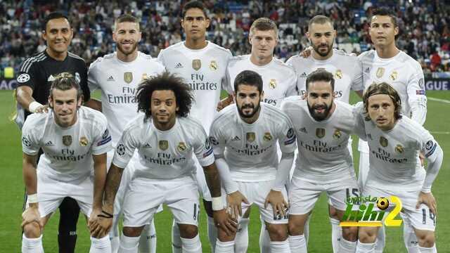 ريال مدريد يزف بنبأ سار لعشاق المرينجي coobra.net