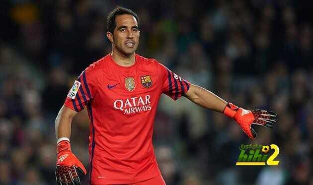 صحيفة سبورت تكشف عن موعد رحيل برافو عن برشلونة coobra.net
