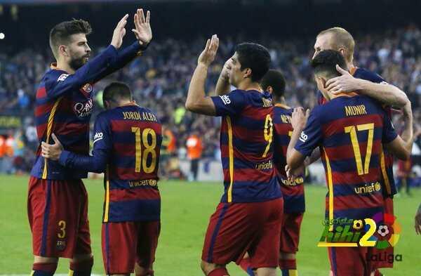 أرقام برشلونة على ملعبه ضد ريال بيتيس coobra.net