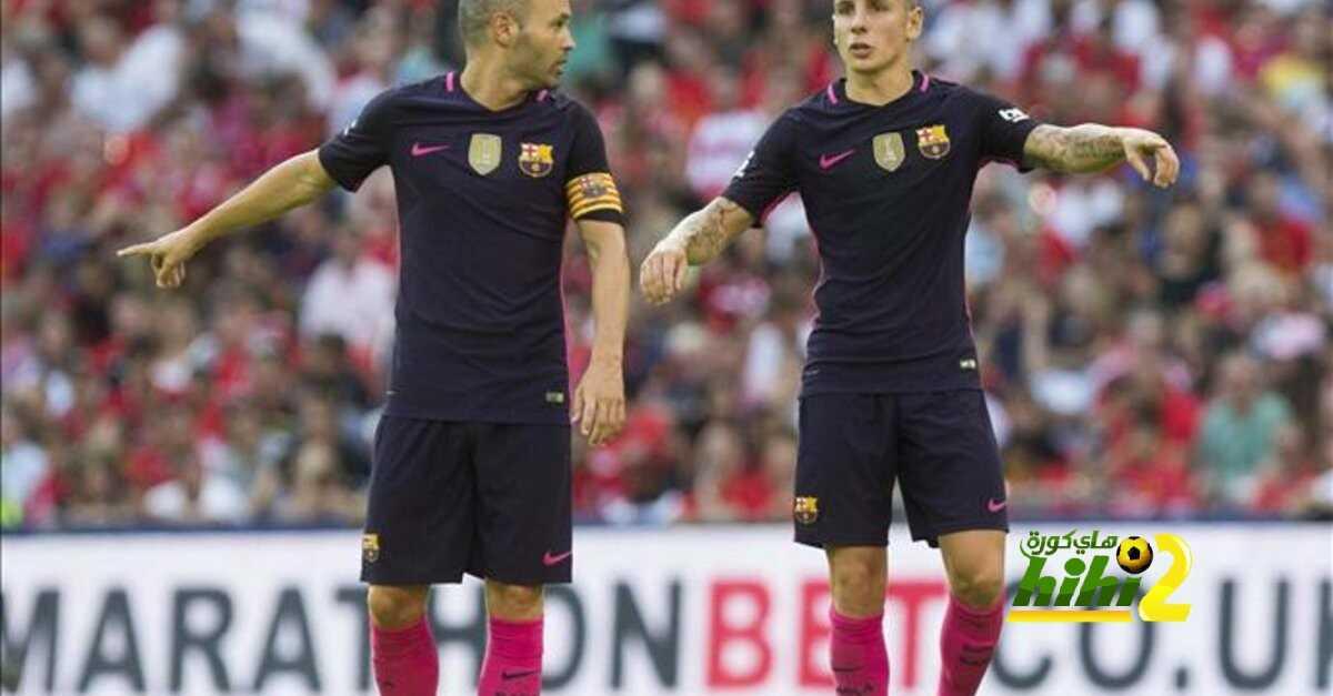 برشلونة يدخل أولى مبارياته في الليغا بغياب سبعة من نجومه coobra.net