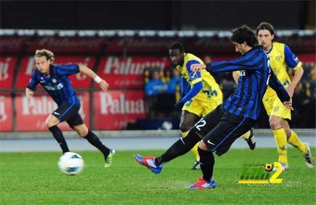 إنتر ميلانو له اليد الطولى ضد كييفو عندما يتقابلا وجها لوجه coobra.net
