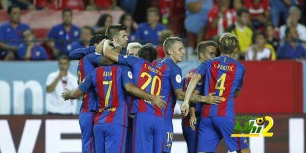 التشكيلة الرسمية لبرشلونة أمام ريال بيتيس coobra.net