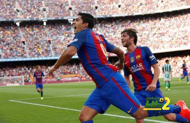 12 لقطة رقمية تزين إنتصار برشلونة على بيتيس بسداسية مذهلة ! coobra.net