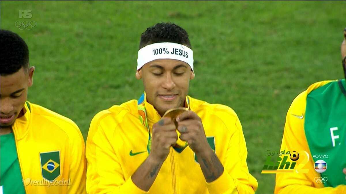 نيمار ، رابع برشلوني يفوز بالذهب الأوليمبي coobra.net