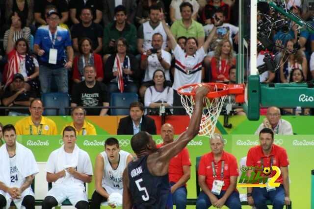 منتخب أمريكا لكرة السلة أعظم منتخب جماعى فى تاريخ الاولمبياد ! coobra.net