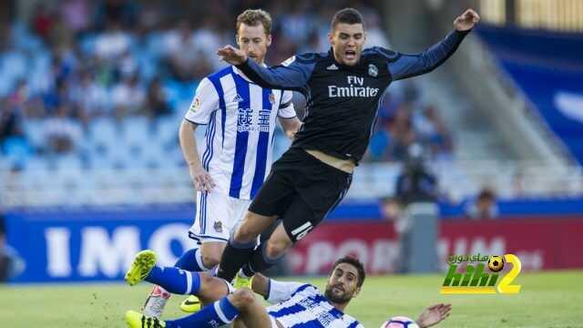 كاسيميرو قدم مباراة رائعة أمام ريال سوسيداد coobra.net