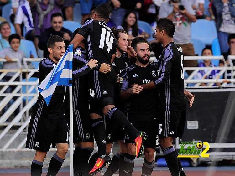 3 انتصارات تفصل مدريد زيدان عن الرقم القياسي coobra.net
