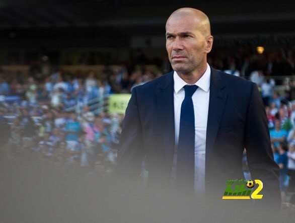ريال مدريد لايعرف الخسارة خارج ملعبه مع زيدان coobra.net
