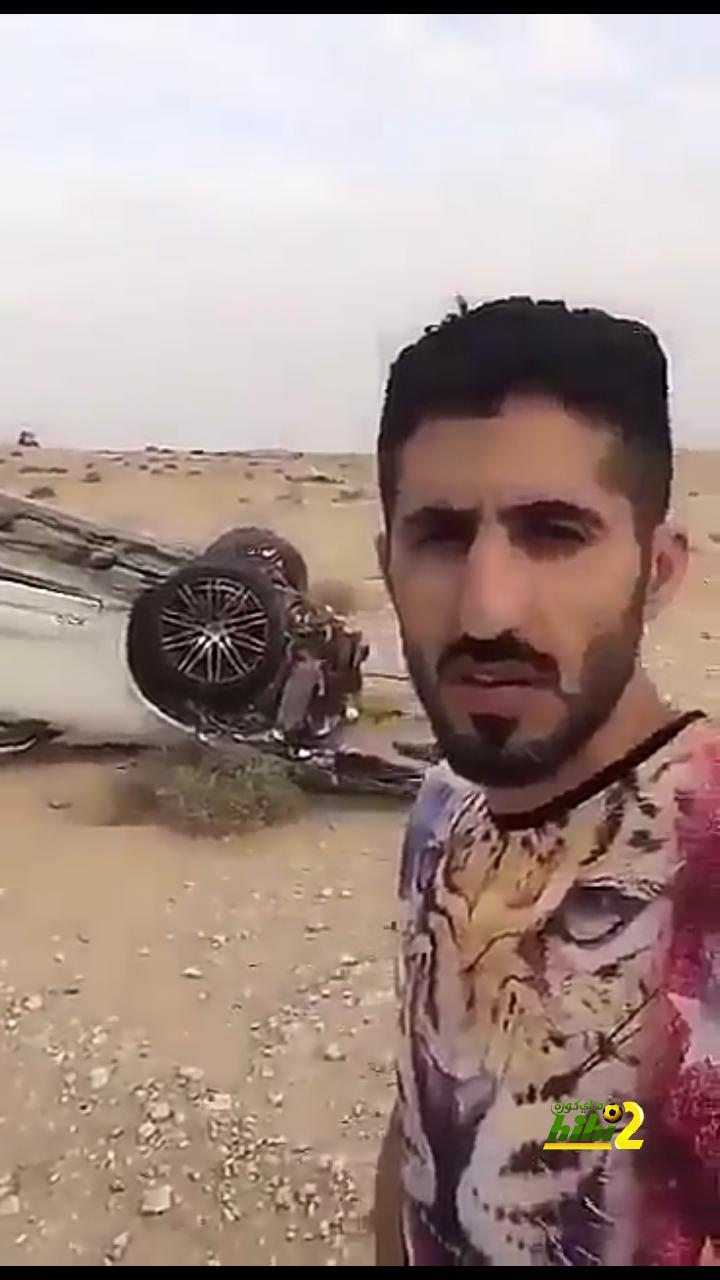 صورة : ماجد المرشدي يتعرض لحادث شنيع coobra.net