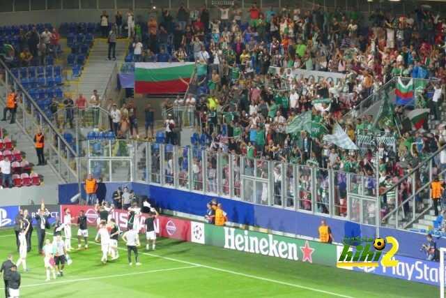 لودوغوريتس البلغاري يتعادل مع فيتوريا بلزن ويتأهل لدور المجموعات ! coobra.net