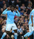 Wilfried Bony __ Wilfried Guemiand Bony __ Manchester City