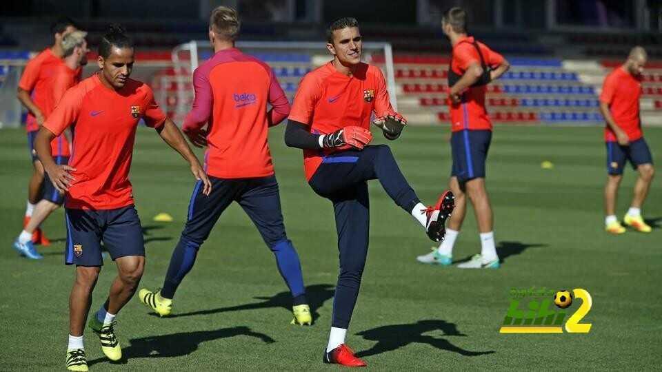 صور : برشلونة يبدأ استعداداته لمواجهة بيلباو بعودة شتيغن coobra.net