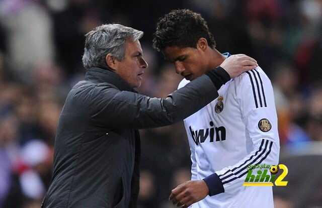 فاران يرفض إغراءات مورينيو ويفضل البقاء في ريال مدريد coobra.net