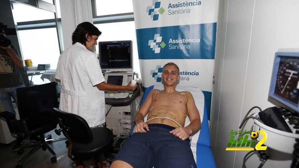 صور : سيلسن أثناء خضوعه للفحوصات الطبية coobra.net