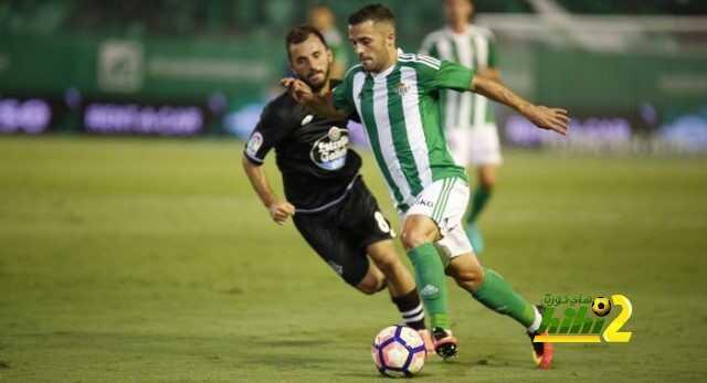 ريال بيتيس يتعادل سلبا مع نادي ديبورتيفو لاكورونيا ! coobra.net
