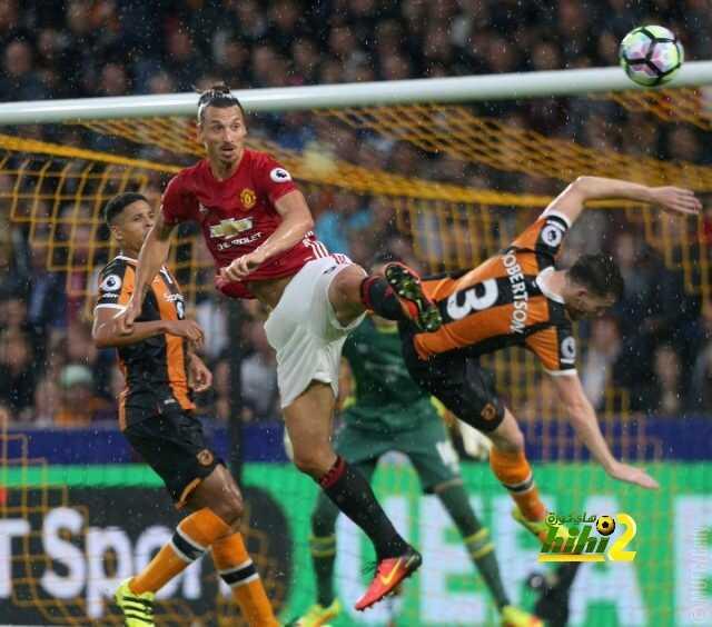 فيديو : مانشستر يونايتد يسجل هدفا قاتلا ويحقق فوزا ثمينا على هال سيتي ! coobra.net