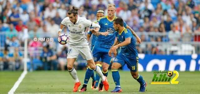 ريال مدريد ينهي الشوط الأول بالتعادل السلبي ضد سيلتا فيغو ! coobra.net
