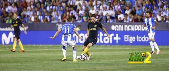 اتليتيكو مدريد يواصل نزف النقاط ويتعادل سلبيا ضد ليغانيس ! coobra.net