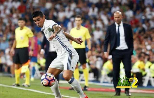 زيدان ينهي الجدل ? خاميس لن يرحل عن ريال مدريد ? coobra.net
