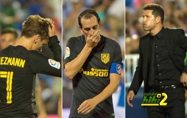 هل يهبط أتلتيكو مدريد لدوري الدرجة الثانية ؟ coobra.net