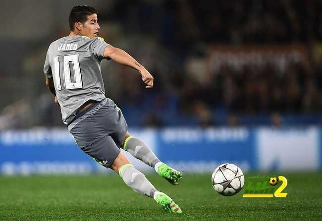 تقارير.. خاميس رودريجيز على مشارف الرحيل عن ريال مدريد coobra.net