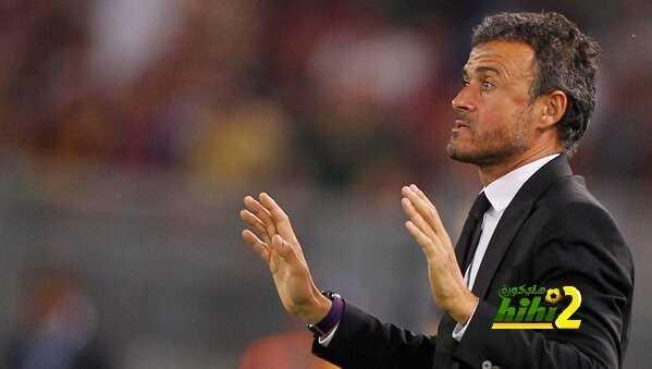 انريكي يصل للمئوية رفقة برشلونة coobra.net