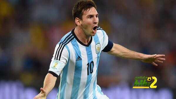 إصابة ميسي قد تحول دون مشاركته رفقة منتخب الآرجنتين في تصفيات كأس العالم coobra.net
