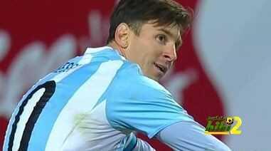 الموقف الحالي لمشاركة ميسي رفقة منتخب الآرجنتين .! coobra.net