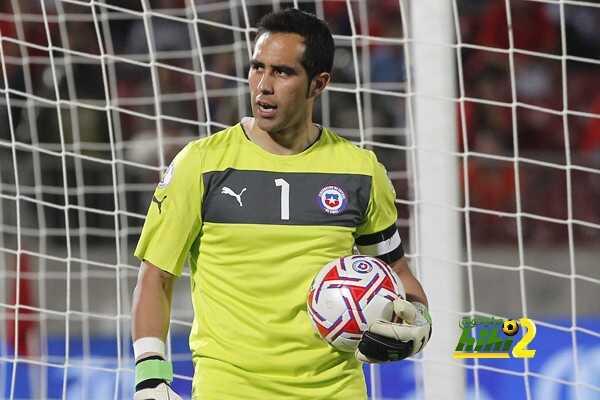 الكشف عن أسباب استبعاد برافو عن منتخب شيلي coobra.net