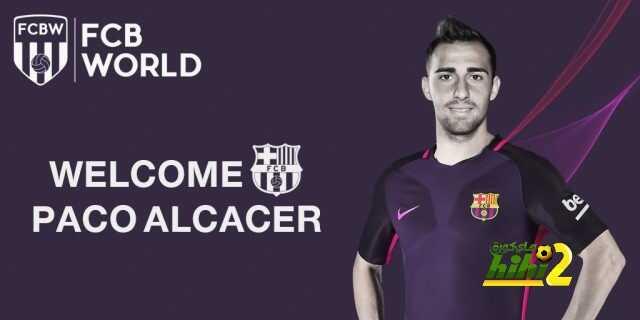 رسميا : الكاسير لاعبا في برشلونة coobra.net