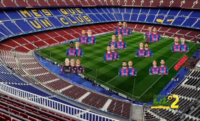 تشكيلة برشلونة النهائية بعد التعاقد مع ألكاسير coobra.net