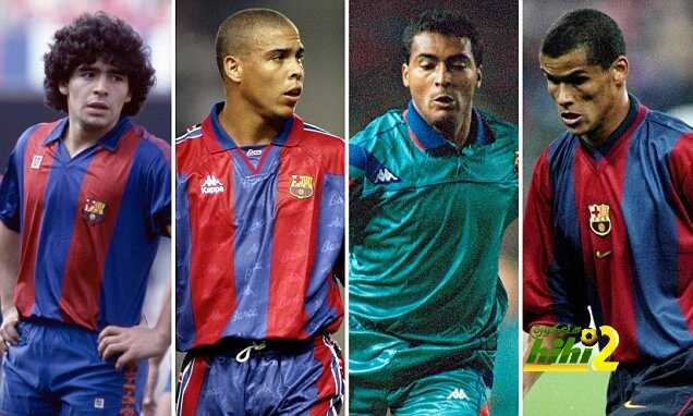 مارادونا ورونالدو وريفالدو وروماريو ليسوا من ضمن العشرين الأفضل فى التاريخ ! coobra.net
