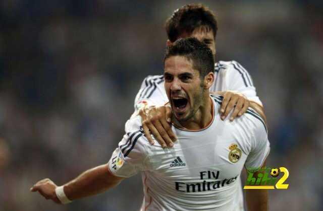 عاجل : إيسكو ينهي الجدل ? لن أغادر ريال مدريد ? coobra.net