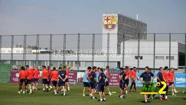 صورة : برشلونة يستمر في استعداداته في غياب لاعبيه الدوليين coobra.net