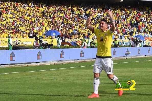 لماذا خيميس متألق مع منتخب كولومبيا وتائه مع ريال مدريد ؟ coobra.net