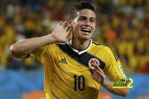 فيديو : خاميس رودريغيز يتلاعب بنيمار اثناء لقاء البرازيل ضد كولومبيا coobra.net