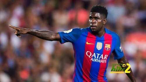 اومتيتي يكشف عن أكثر لاعبين أصاباه بالدهشة عند الانضمام لبرشلونة .! coobra.net
