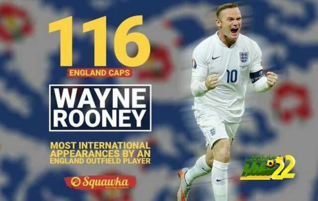 صورة : روني يتجاوز رقم دافيد بيكهام رفقة المنتخب الإنجليزي ! coobra.net