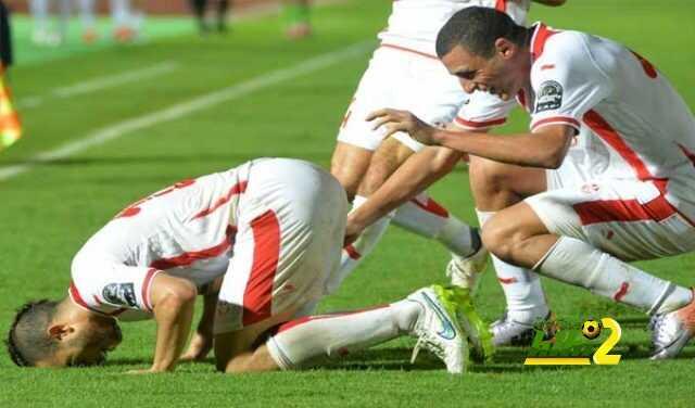 المنتخب التونسي يقسو على ليبيريا برباعية ويضمن التأهل لنهائيات كأس الأمم الأوروبية ! coobra.net
