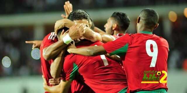 المنتخب المغربي يفوز على ساو تومي ويؤكد زعامته لمجموعته ! coobra.net