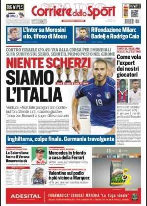 لا مزاح في إيطاليا coobra.net